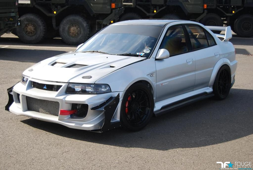 Evo5 Tf Works Blog