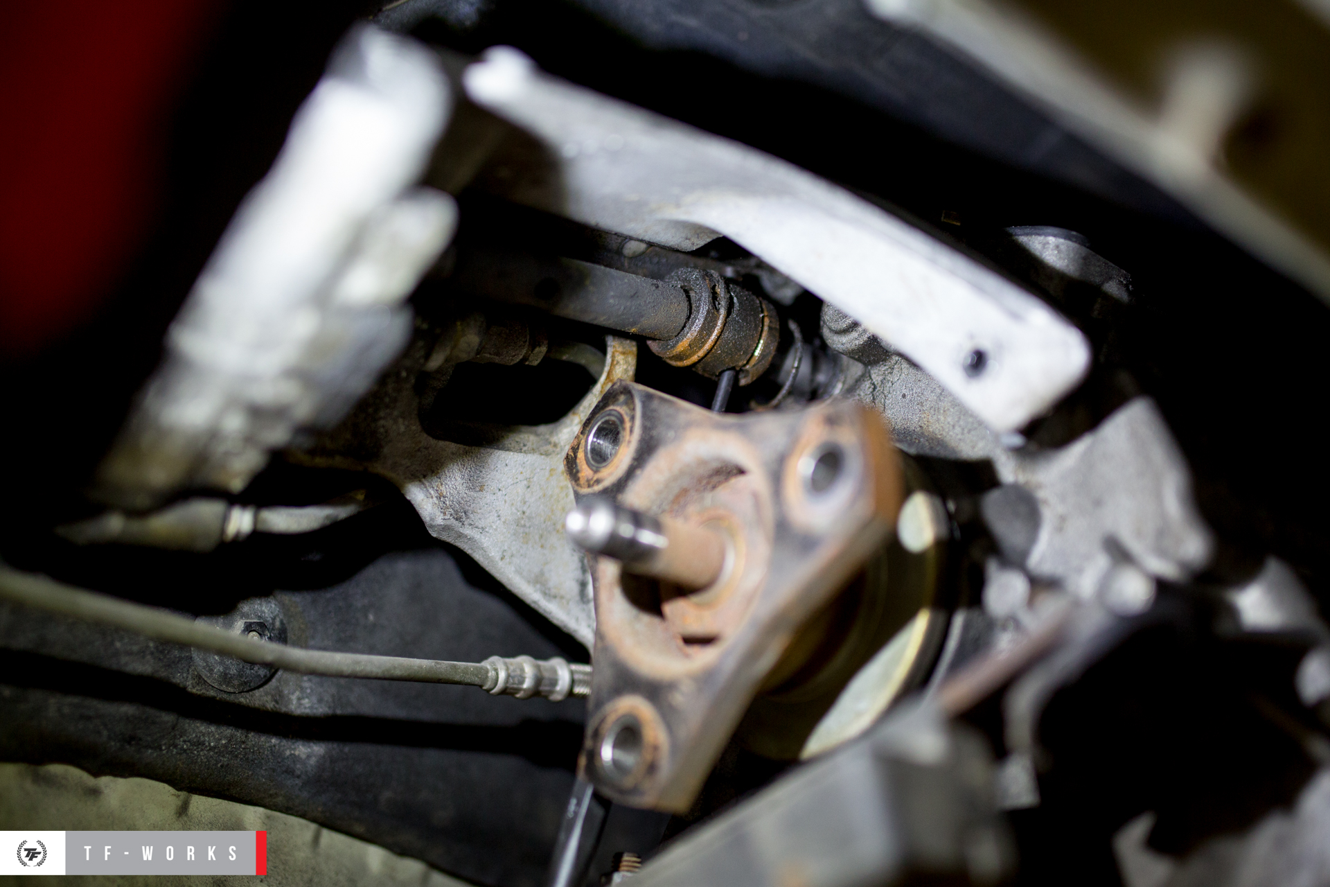 Project: E46 M3 SMG to Manual Conversion Part 2 - TF-Works Blog