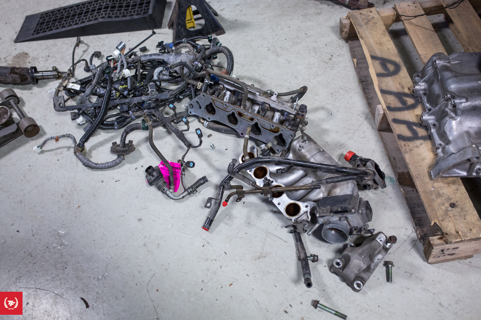 Project Update: K24 AE86 Part 1 - TF-Works Blog