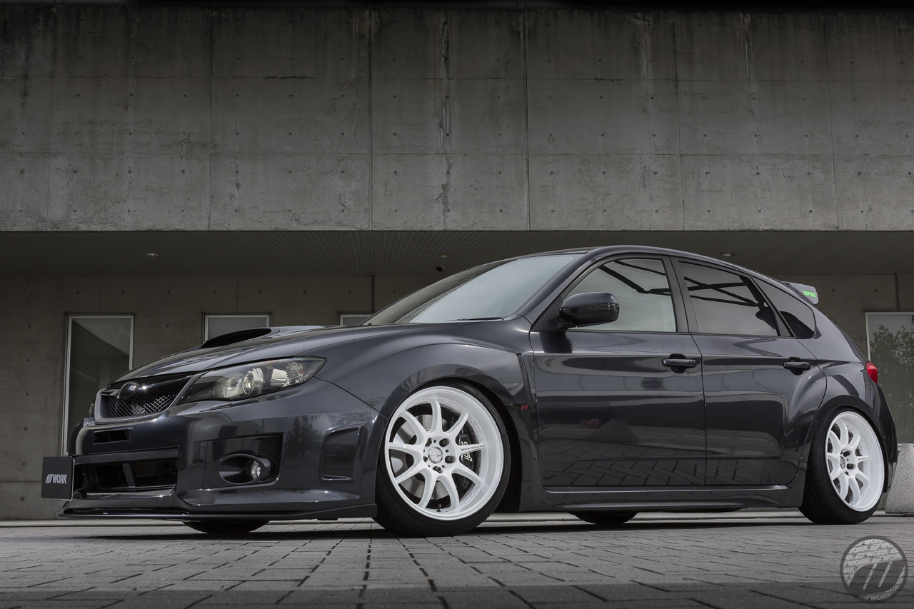 Toyota Factory Parts >> Product Highlight: WORK Wheels - TF-Works Blog